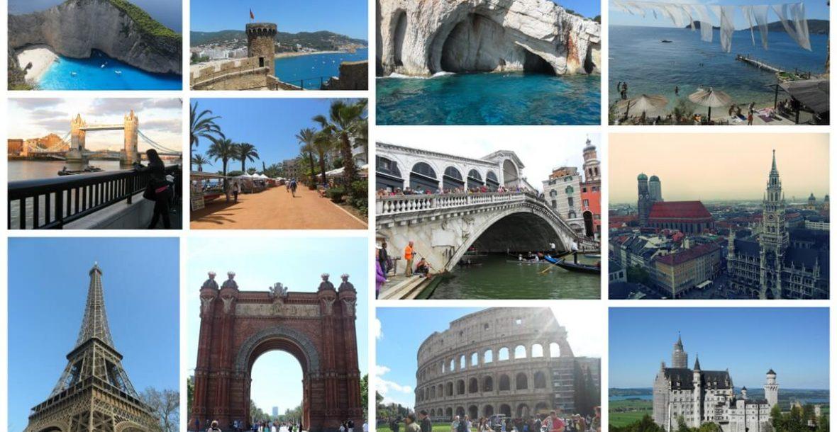 Travel Kollázs diétabarát utazási tanácsadó weboldala