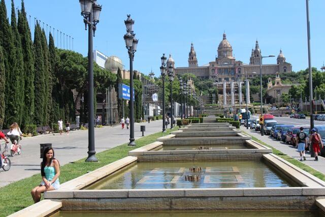 Katalán Nemzeti Múzeum-Barcelona