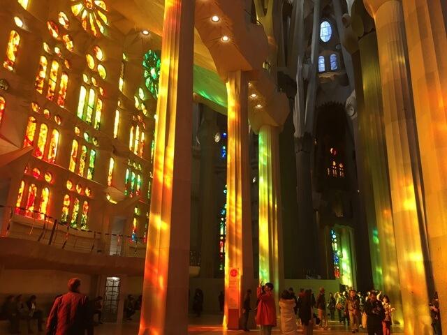 La Sagrada Família-Barcelona