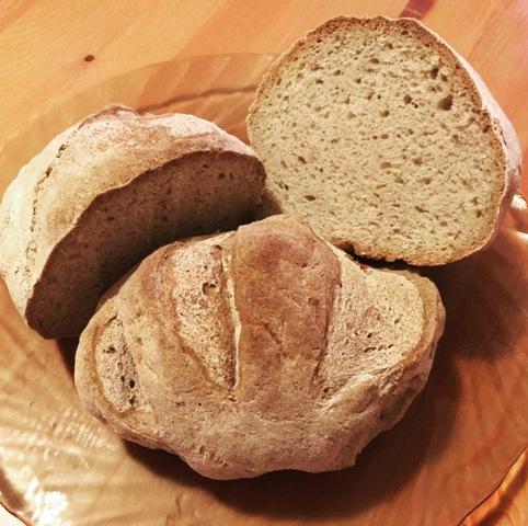 Szafi free kenyér