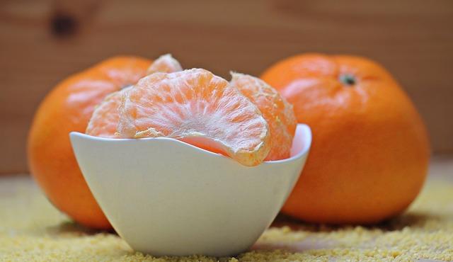 Egészséges narancs