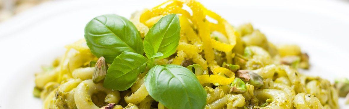 Tejszínes cukkinis csicseri tészta recept