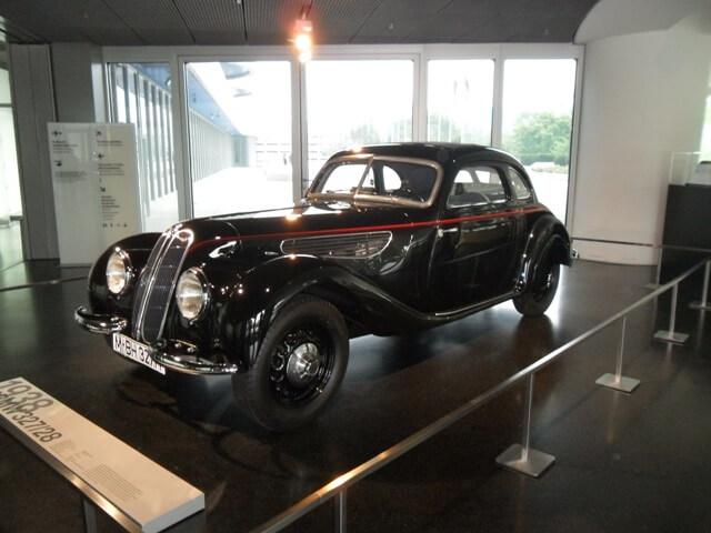 Kiállítás a BMW Múzeumban