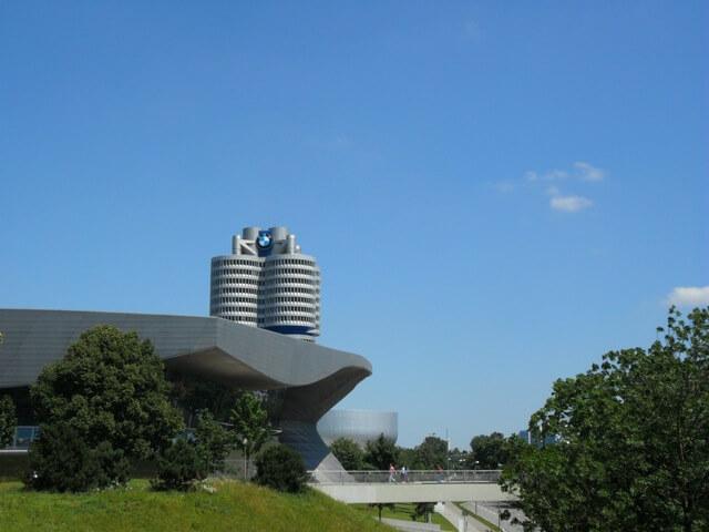 BMW-Welt és Múzeum Münchenben