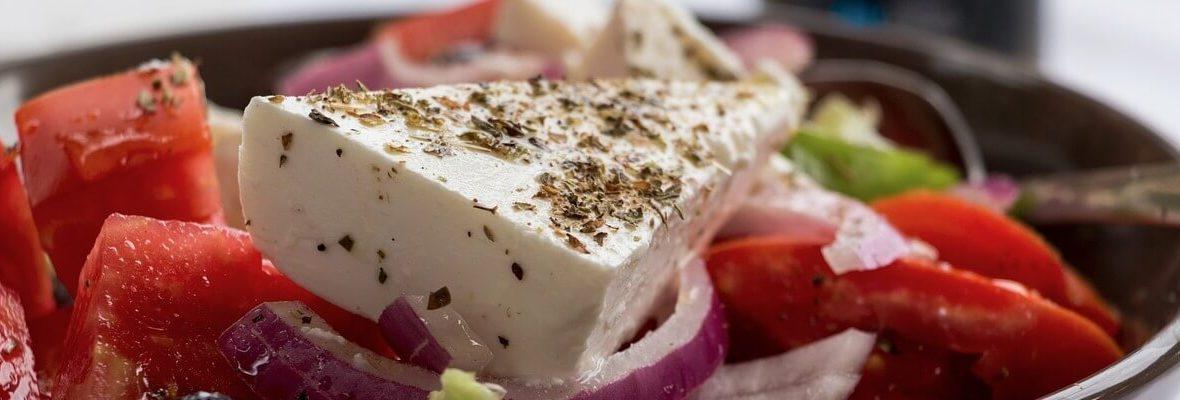 Görög tésztasaláta recept