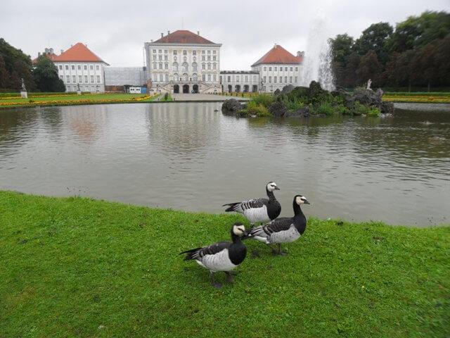 Nymphenburgi kastély-Nevezetesség Münchenben