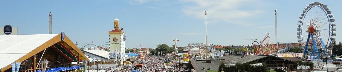 Oktoberfest München Látnivaló