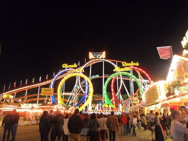 Oktoberfest vidámpark