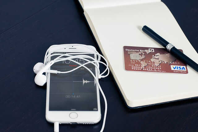 Bankkártya adatok megadása foglaláskor