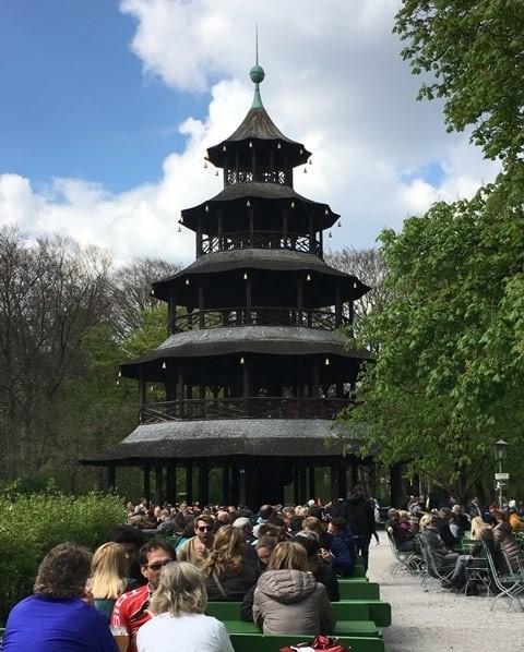 Chinesischer Turm-Englischer Garten