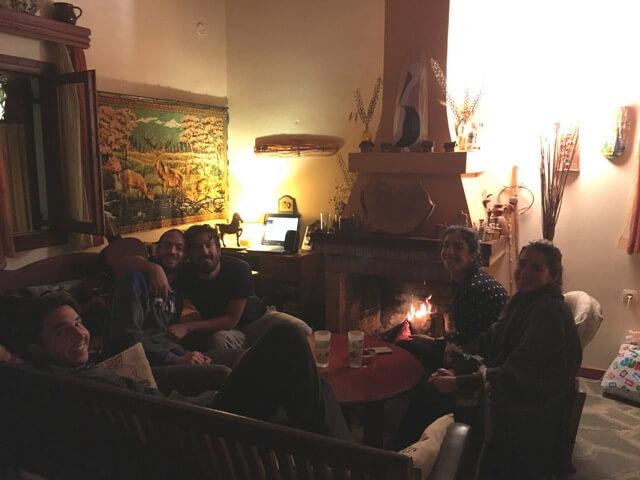 Esti program a görög családnál