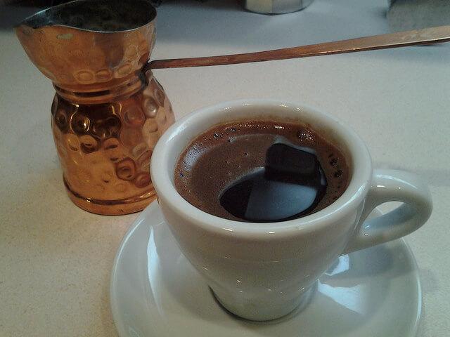 Görög kávé és ibrik