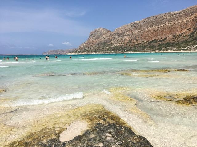 Balos, Nyugat-Kréta látnivalók