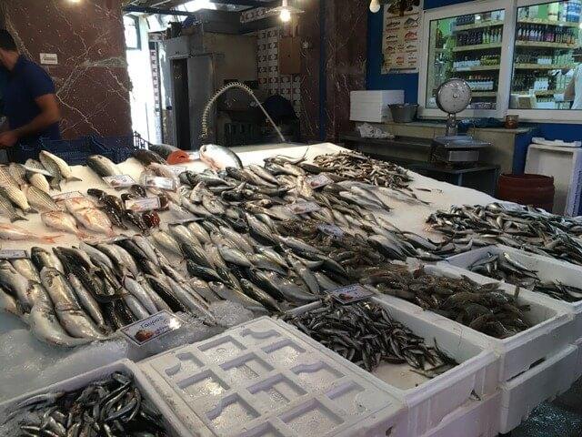 Nyugat-Kréta piac