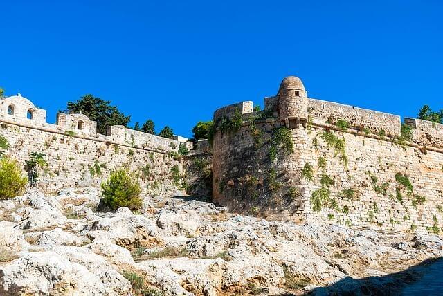 Rethymno velencei erőd