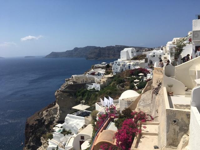 Santorini 1 napos kirándulás Krétáról