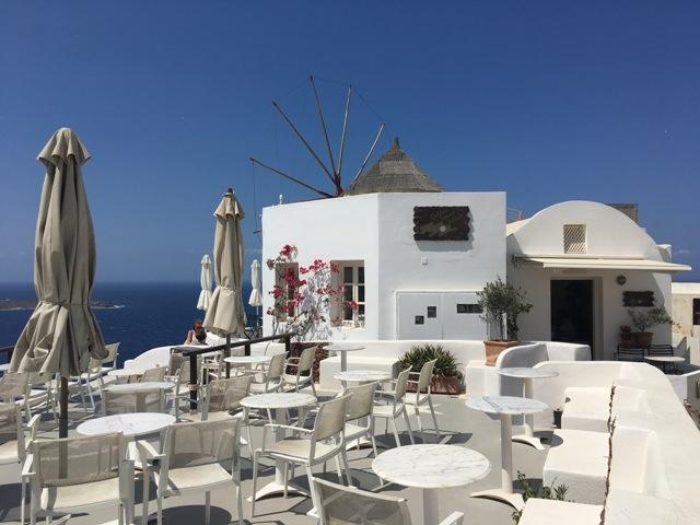 Santorini étterem
