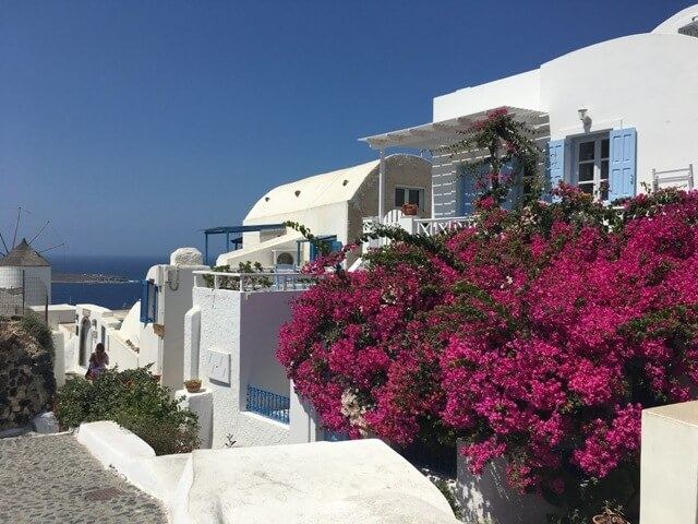 Santorini 1 napos kirándulás Oia