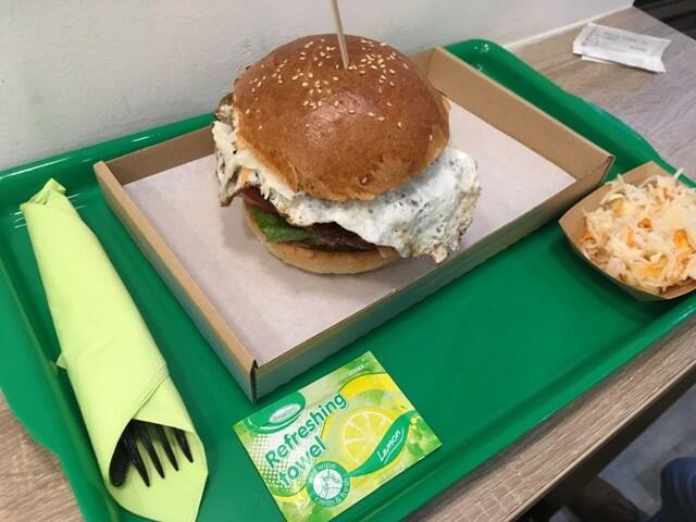 Body burger szénhidrátcsökkentett