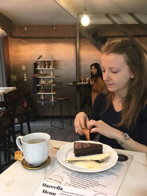 Diétabarát hely-Budapest-paleo sütemény