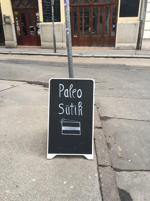 Paleo sütemények Budapest