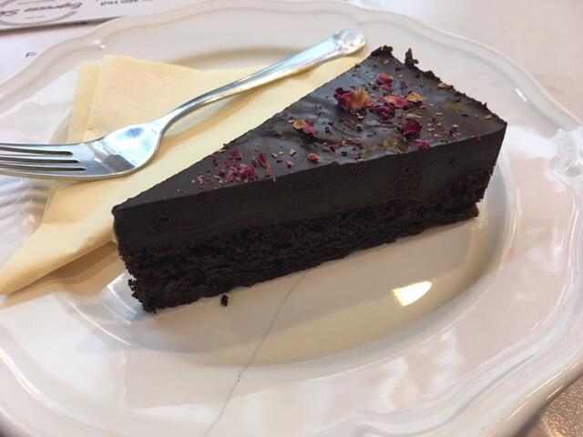 Paleo sütemény-csokis