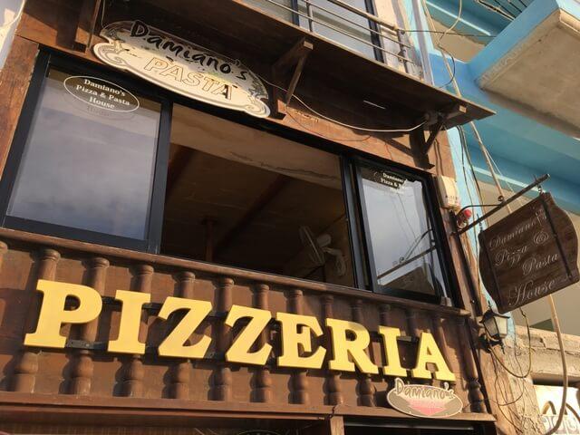 Damiano's Pizzéria és Tésztaház Máltán