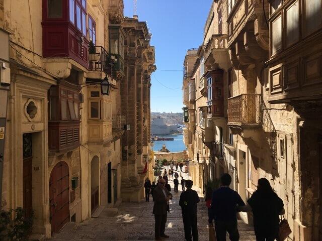 Málta Valletta-nyaralás