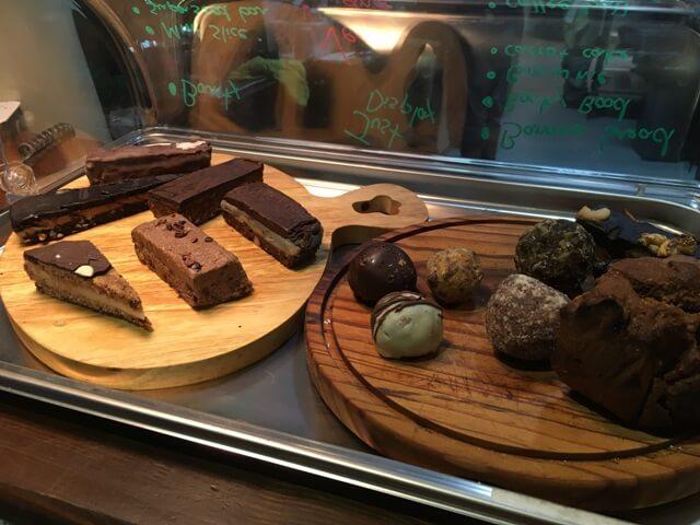 The Grassy Hopper-Málta-vegán, egészséges étterem