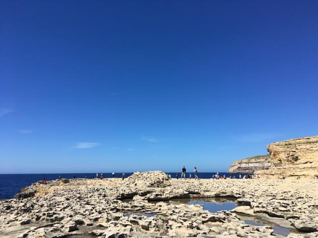 Azúr ablak Málta