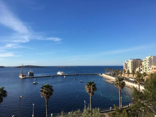 Bugibba Málta szállás