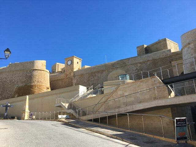 Gozo Látnivalók Citadella