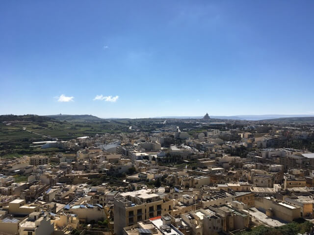 Gozo Rabat Citadella