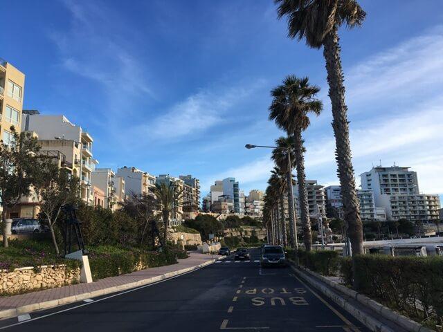 Málta Bugibba látnivalók