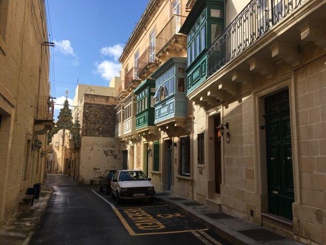 Málta látnivalók - Rabat