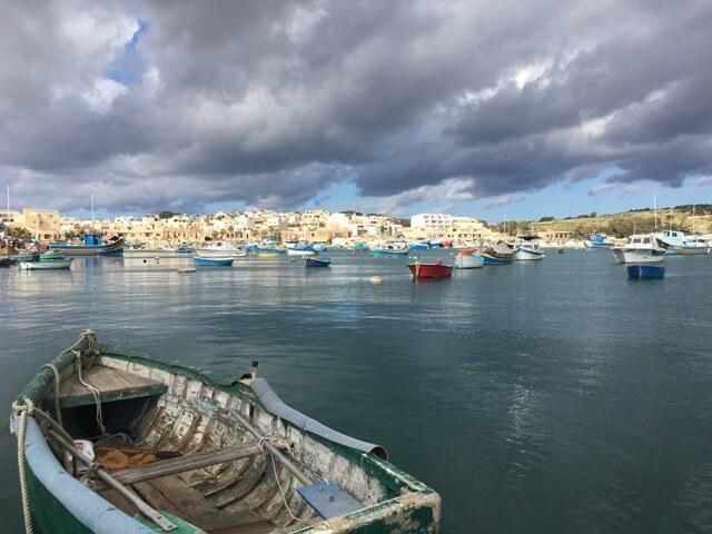 Málta Marsaxlokk látnivaló