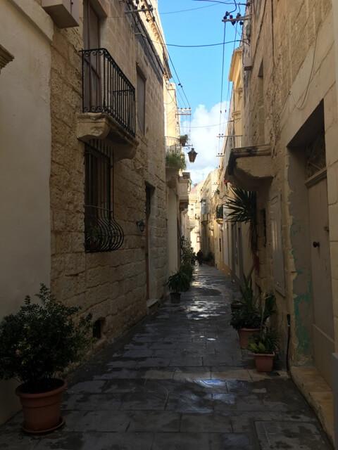 Málta-Rabat utca