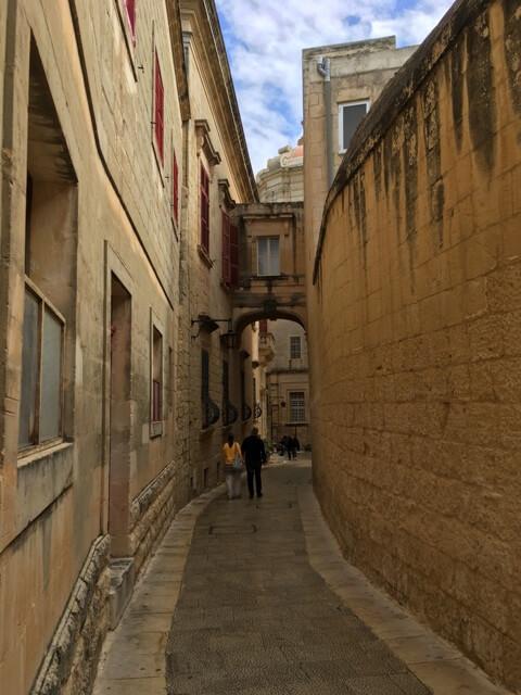 Málta-Útitippek-Mdina