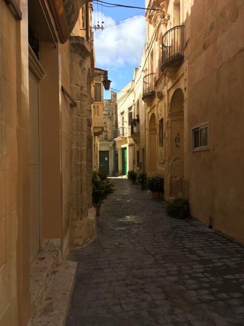 Málta útleírás - Rabat