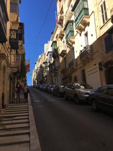 Málta Valletta Útleírás
