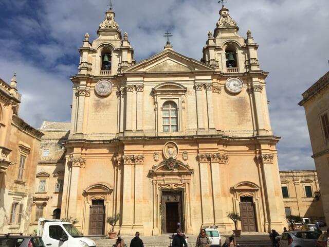 Mdina Szent Pál Katedrális
