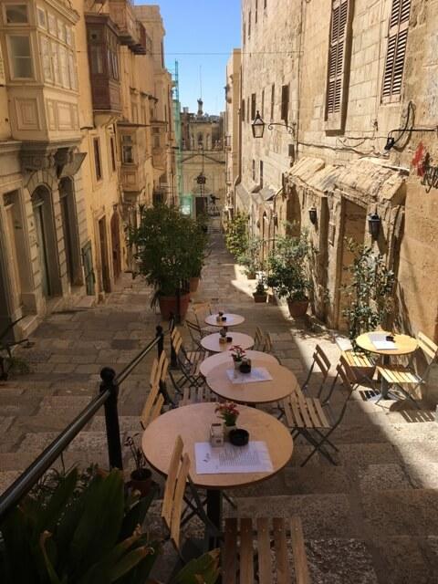 Valletta étterem