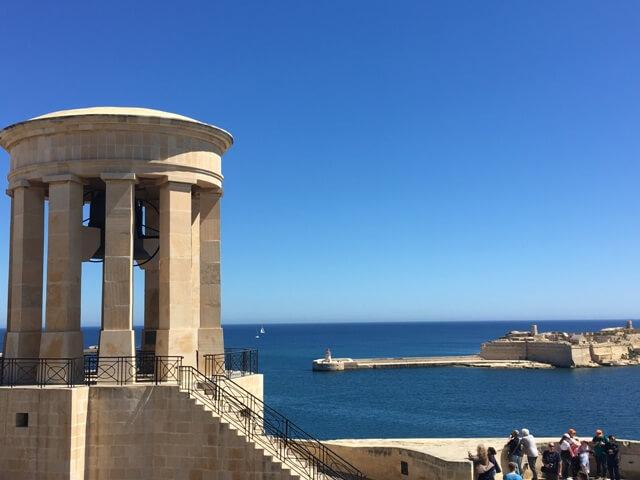 Valletta Harang emlékmű