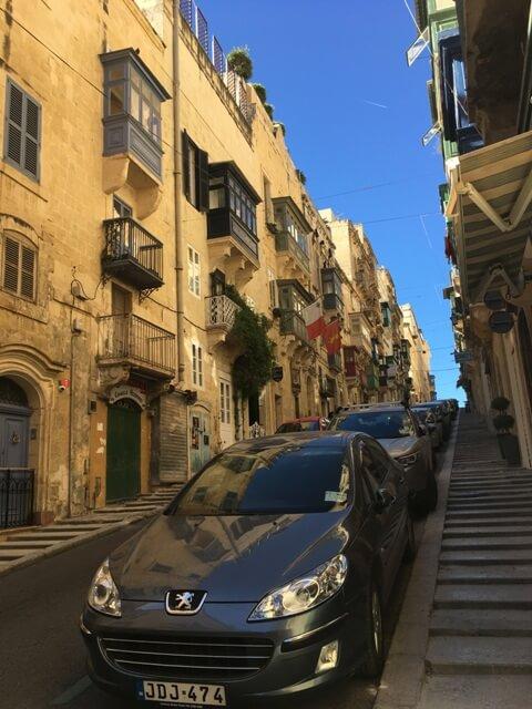 Valletta látnivalók