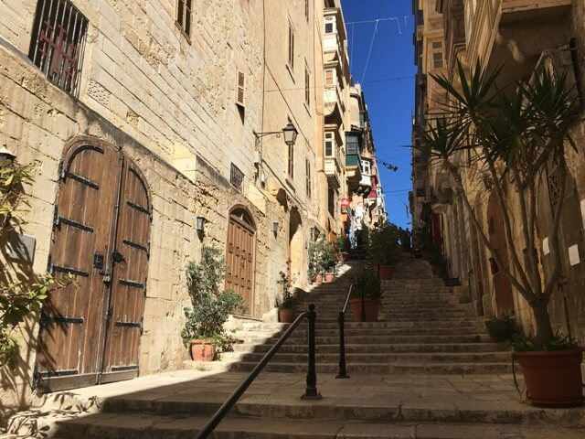 Valletta Málta Látnivalók