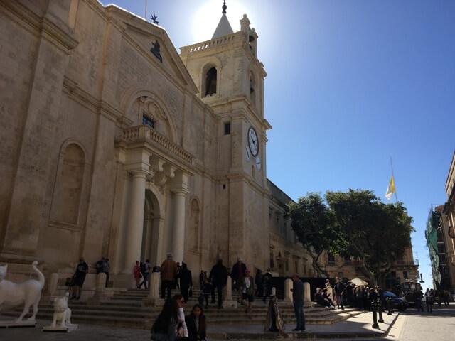 Valletta Szent János Társkatedrális