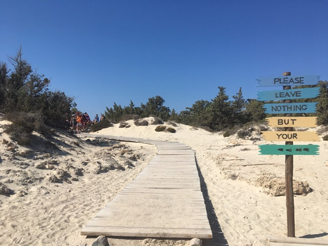 Chrissi Golden Beach Kréta