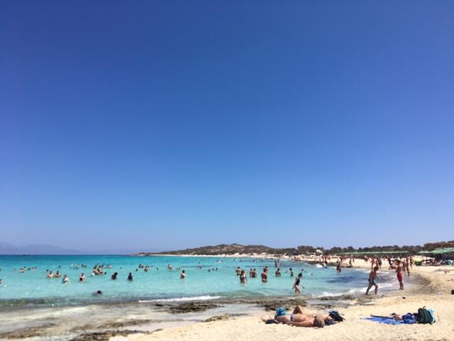 Chrissi Golden Beach