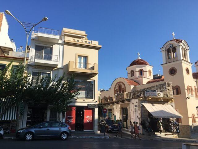 Agios Nikolaos Látnivalók