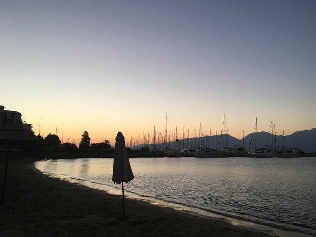 Kréta Agios Nikolaos Napfelkelte